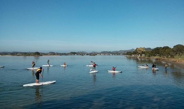 Paddleboard Holiday Programme